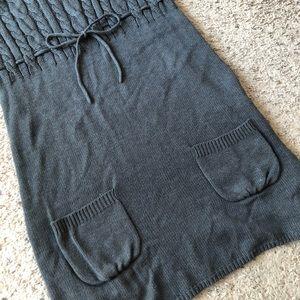 Aeropostale Dresses - Aeropostale gray sweater dress, Large
